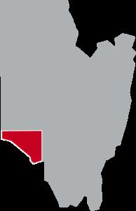 Map of Charlton, Saratoga County
