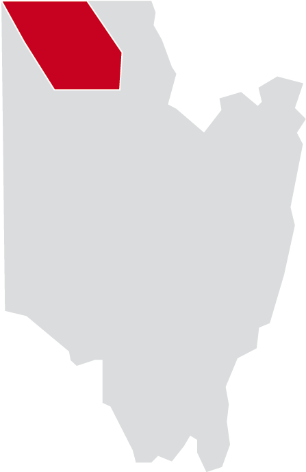 Map of Day, Saratoga County