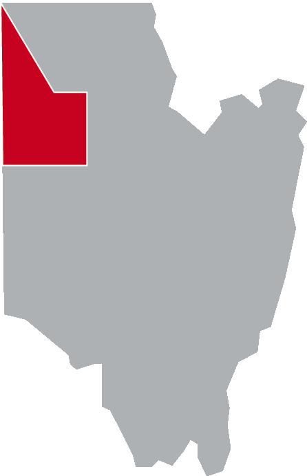 Map of Edinburg, Saratoga County