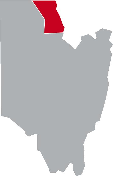 Map of Hadley, Saratoga County