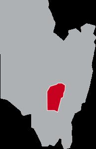 Map of Malta, Saratoga County