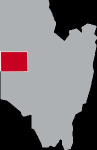 Map of Providence, Saratoga County