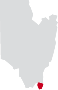 Map of Waterford, Saratoga County