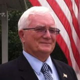 Mechanicville Mayor Dennis Baker