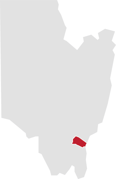 Map of City of Mechanicville