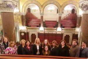 Senate Chambers, April 2017